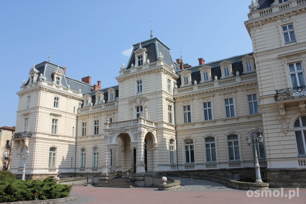 Pałac Potockich we Lwowie