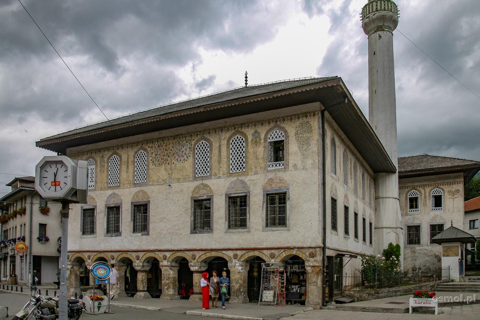 Travnik Kolorowy meczet