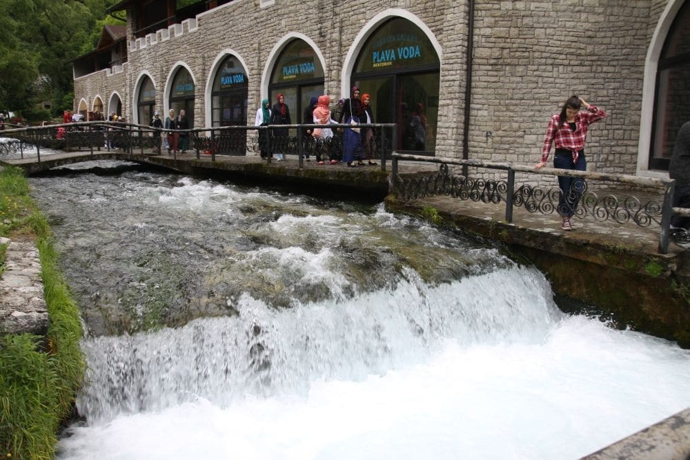 Plava Voda Travnik Bośnia