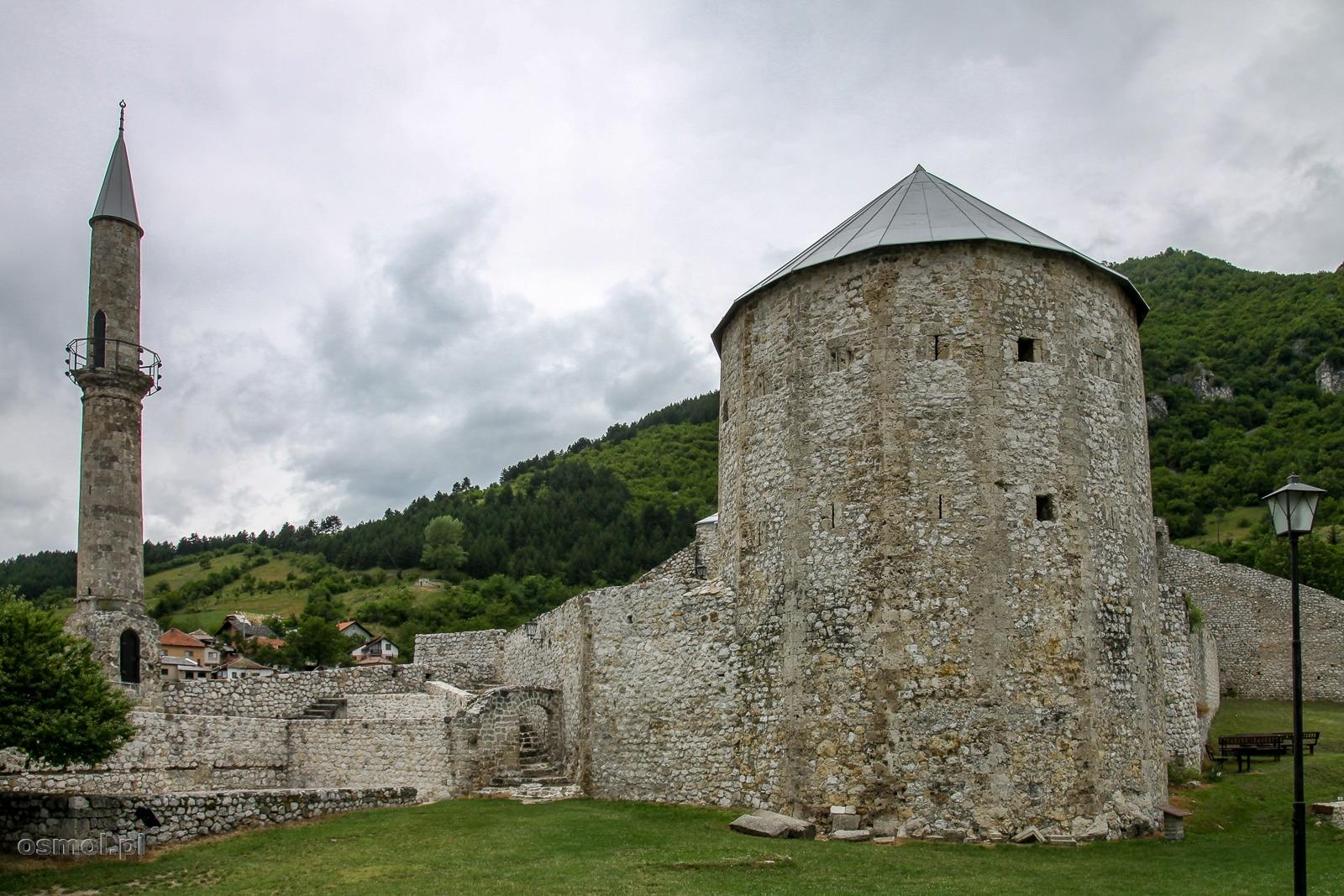 Zamek w Travniku