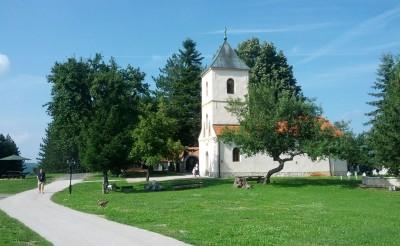 Sirogojno stara cerkiew
