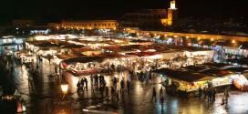 Maroko Marakesz