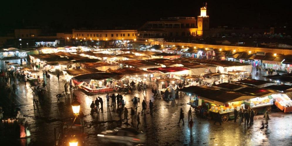 Znalezione obrazy dla zapytania maroko marakesz