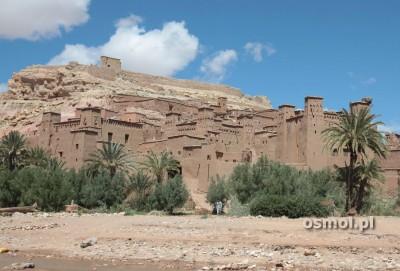 Maroko. Kazba ait ben haddou
