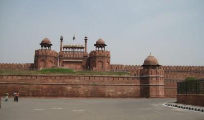 czerwony fort indie