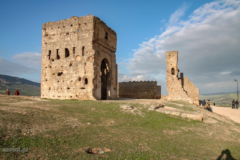 Grobowce Merynidów w Fezie