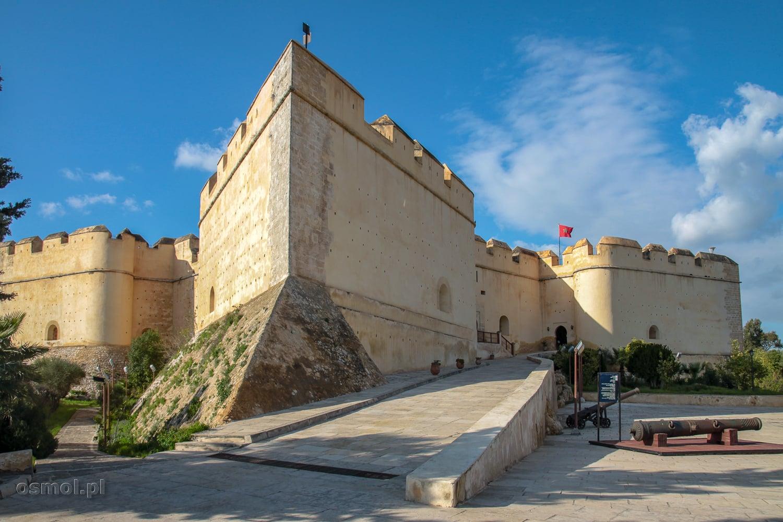 Twierdza Borj Nord - Bastion Północny -górująca nad Fezem