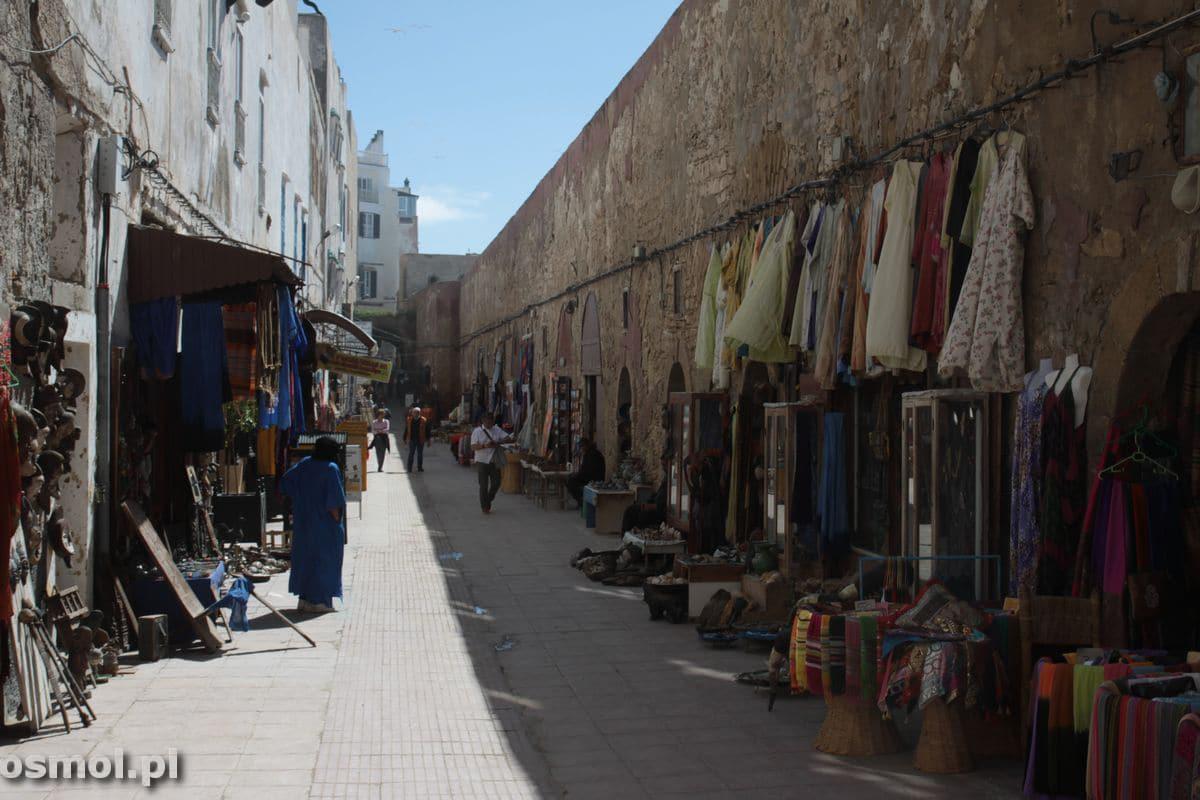 Essaouira stragany turystyczne