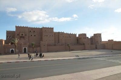 Kasba Taourirt Maroko