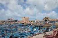 Maroko port w Essaouirze