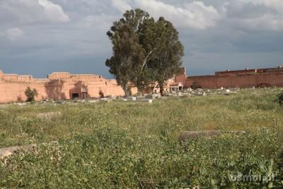 Mellah p żydowska dzielnica w Marakeszu