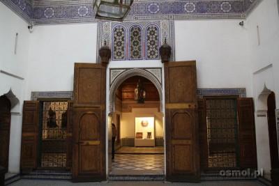 Muzeum Dar-Si-Said w Marakeszu