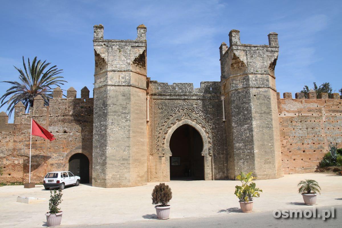 Szalla - Maroko - Rabat