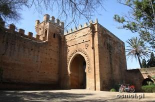 Szalla - twierdza w Rabacie (Maroko)