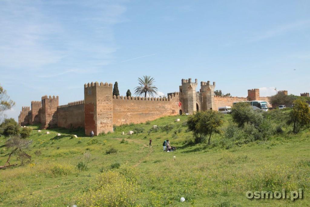 Twierdza Szalla Maroko Rabat