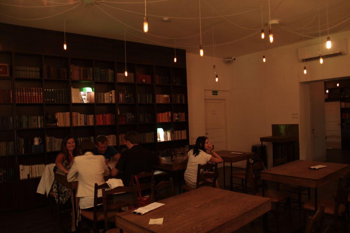 Pub Biblioteka Piwa w Wilnie