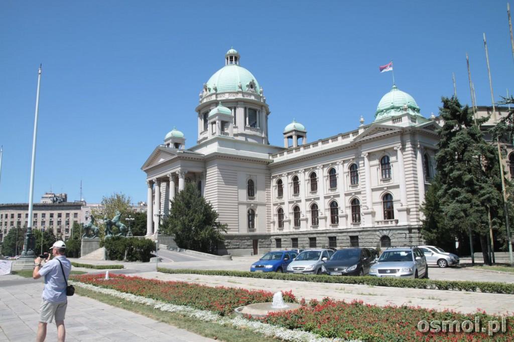 Budynek parlamentu Serbii