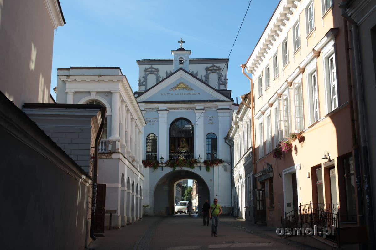 Kaplica Matki Boskiej Ostrobramskiej w Wilnie