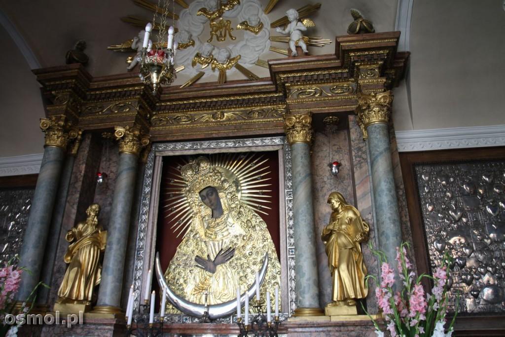 Obraz Matki Boskiej Ostrobramskiej w Wilnie