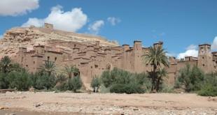 Ait Ben Haddou - kasba w Maroko