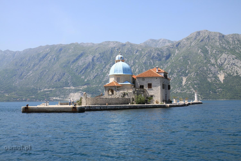 Wyspa Matki Boskiej na Skale w Peraście. Czarnogóra