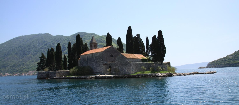 Wyspa swietego Jerzego Perast