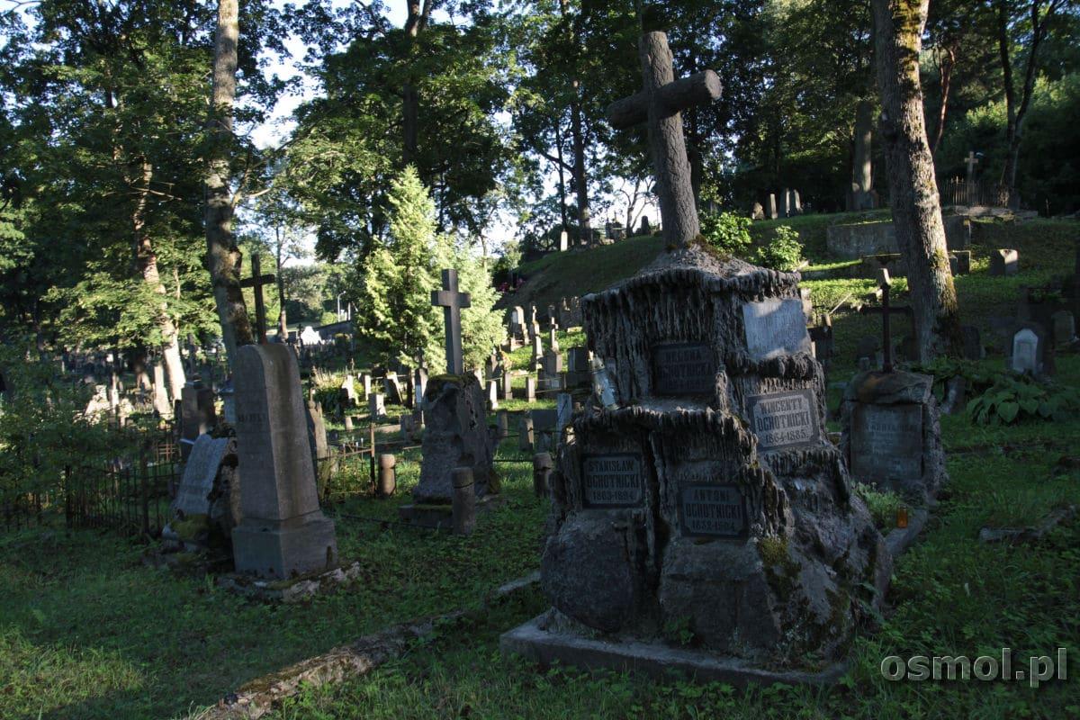Cmentarz na Rossie w Wilnie