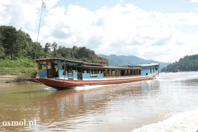 Splyw po Mekongu