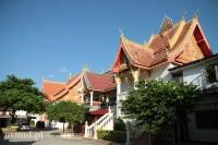 Wientian klasztor w stolicy Laosu