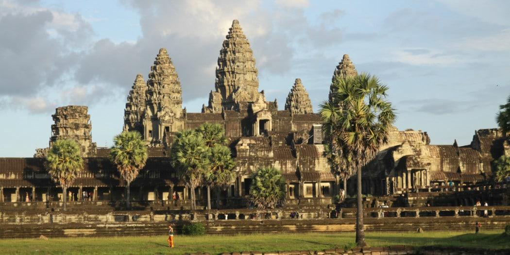 Panorama Angkor Wat