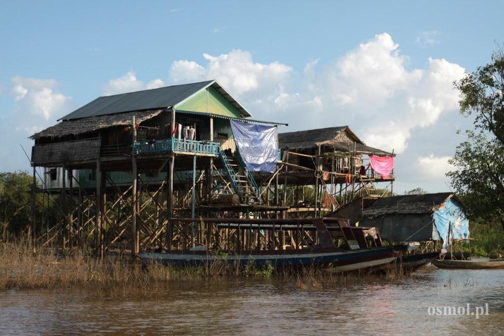 Tonle Sap Kampong Phluk