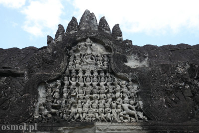 Zdobienia w Angkor Wat