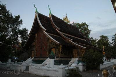 Wat Xieng Thong w Luang Prabang