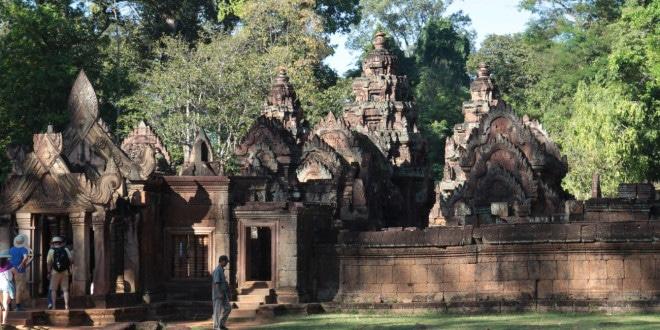 Świątynia Banteay Srei