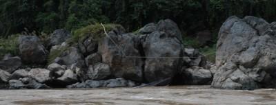 Sieci rybackie na Mekongu