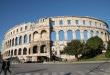 Amfiteatr w Puli w Chorwacji