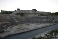 Maly teatr rzymski - Pula