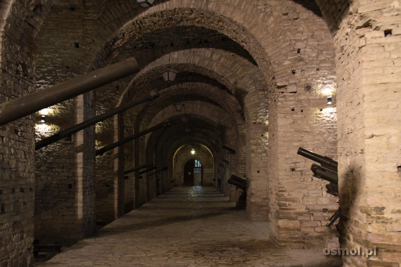 Muzeum na zamku w Gjirokastrze