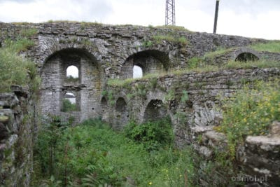 Ruiny zamku w Gjirokastrze