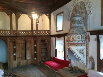 Dom Skenduli w Gjirokastrze