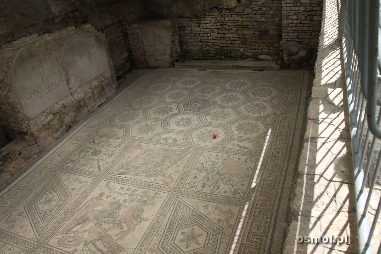 Mozaika Ukaranie Dirke