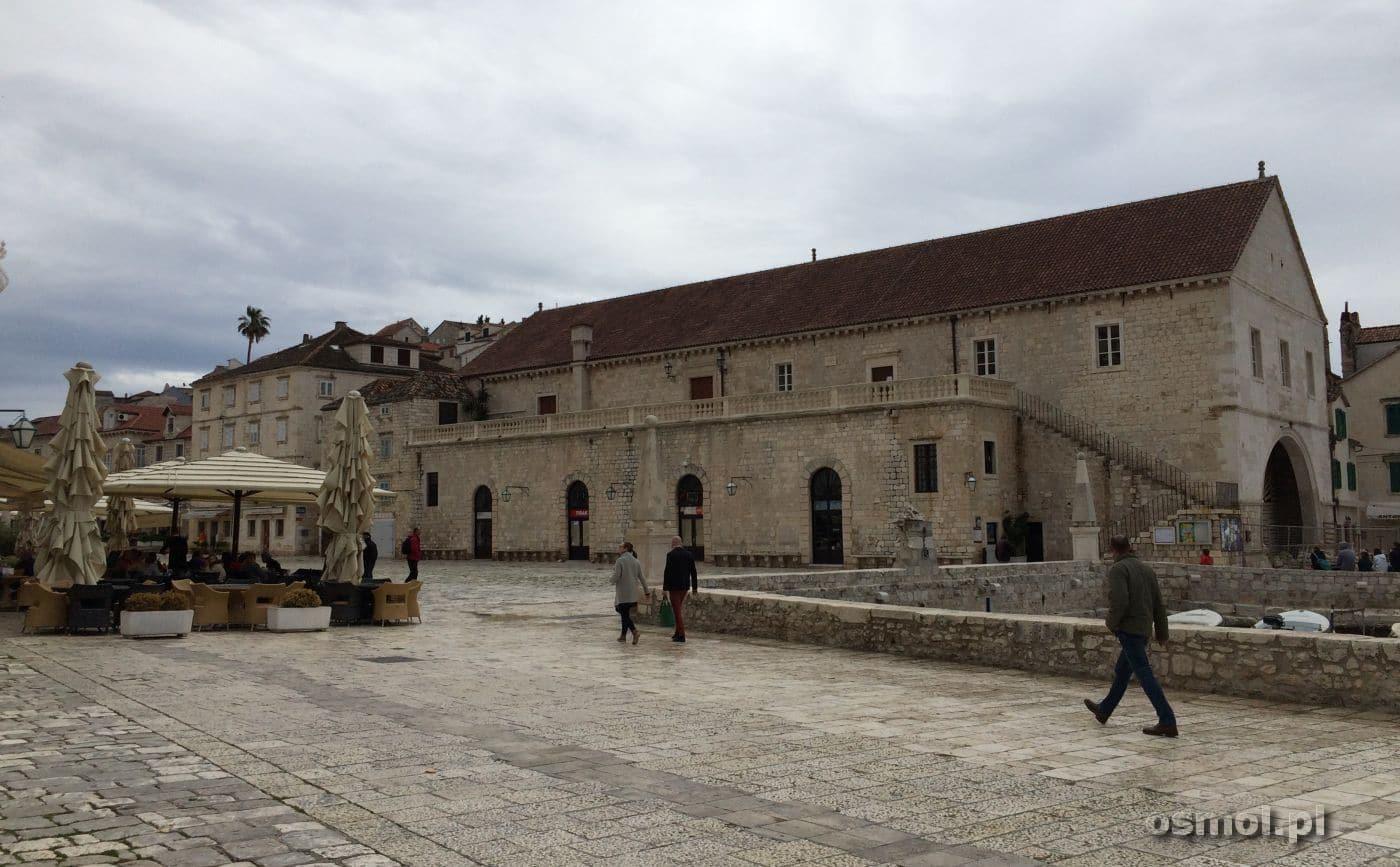 Teatr i arsenal w Hvarze