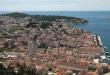 Miasto Hvar w Chorwacji