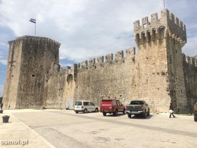 Fort Kamerlengo w Trogirze