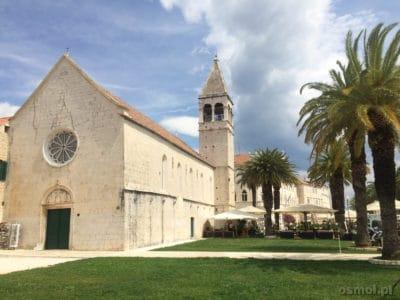 Kosciol sw Dominika w Trogirze
