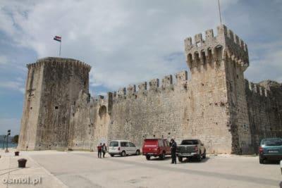 Trogir Chorwacja fort Kamerlengo