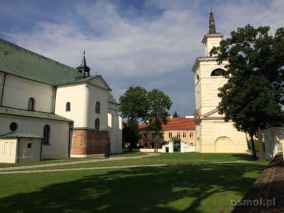 Kolegiata w Pułtusku. Główny zabytek miasta