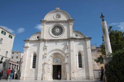 Katedra swietego Jakuba w Szybeniku