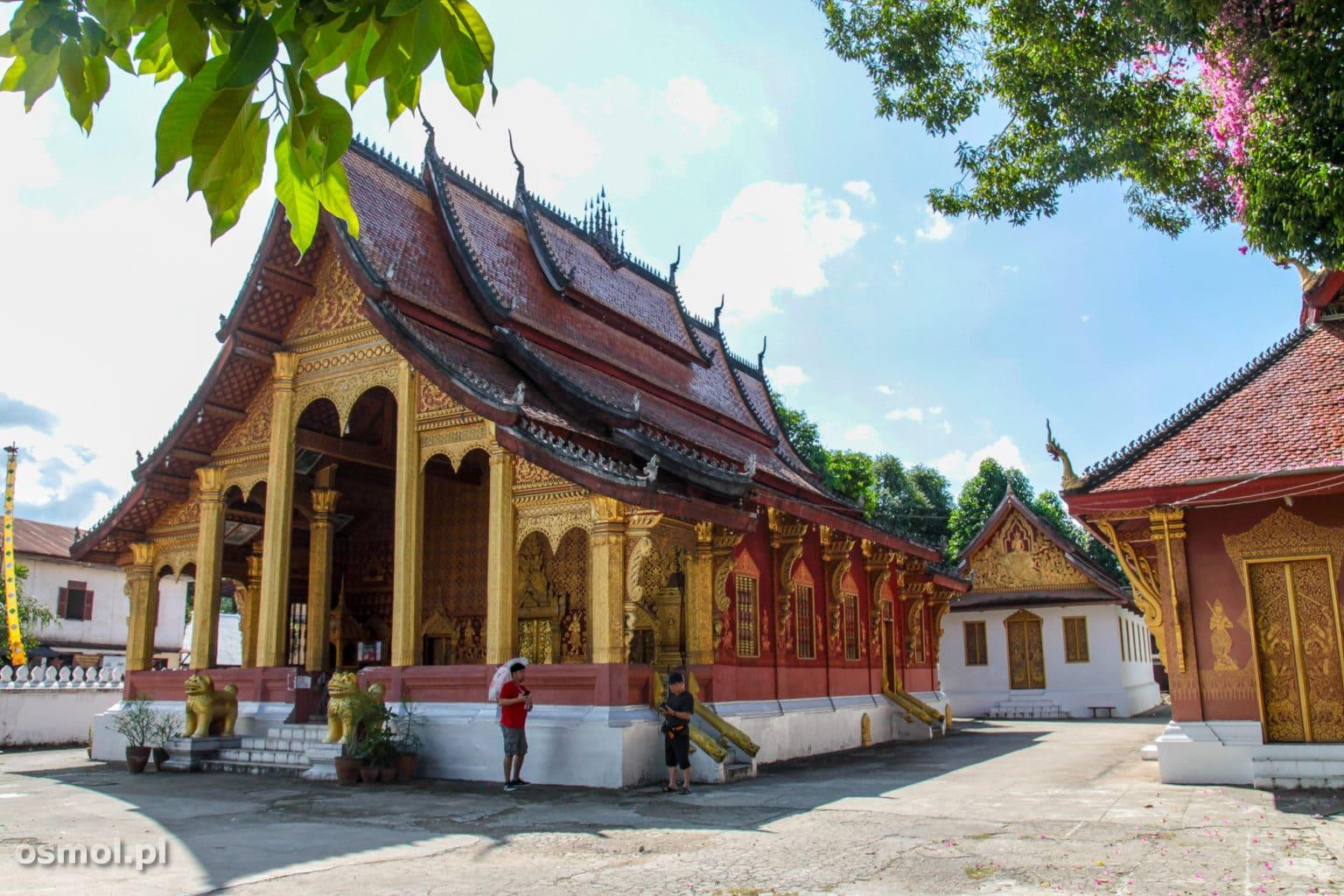 Świątynia Wat Sene w Luang Prabang
