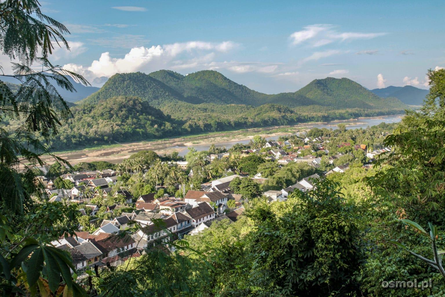 Widok na okolice miasta